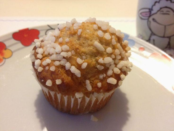 Dal ricettario di Roberta: Muffin ricotta e zucchero di canna