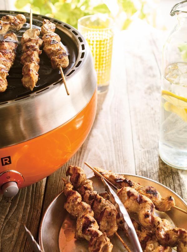 Garam Masala Chicken Skewers | RICARDO
