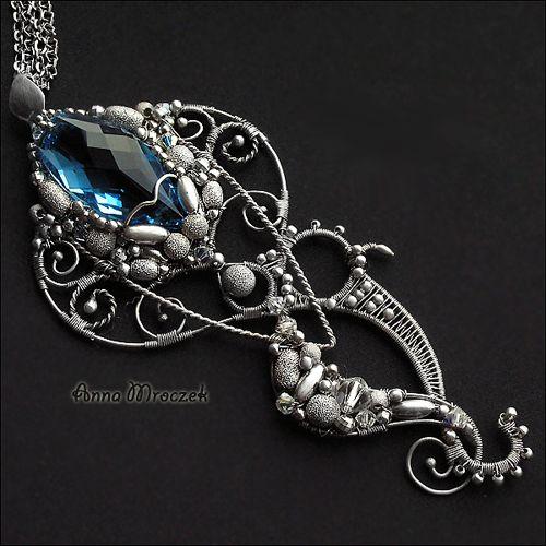 OCTOPUS - necklace I by *AnnaMroczek