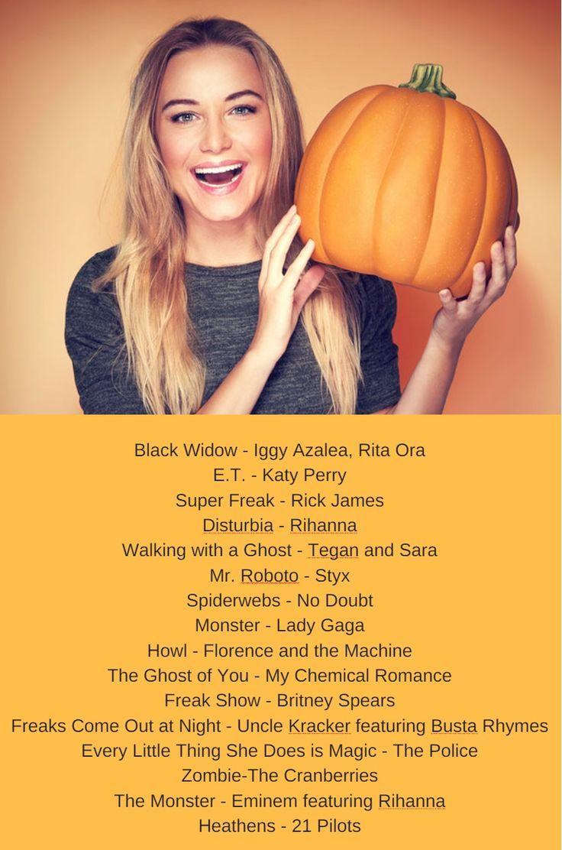 The 25+ best Halloween party songs ideas on Pinterest | Halloween ...