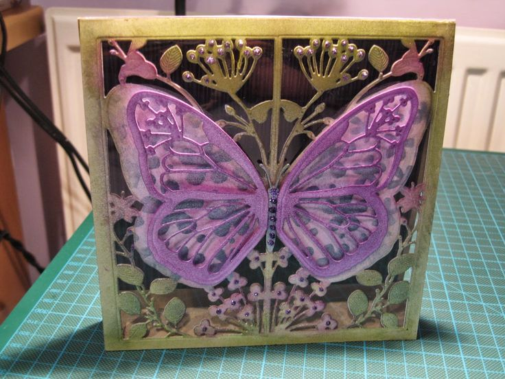 All things Crafty: Mariposa