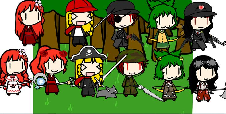 Epic battle walfas!