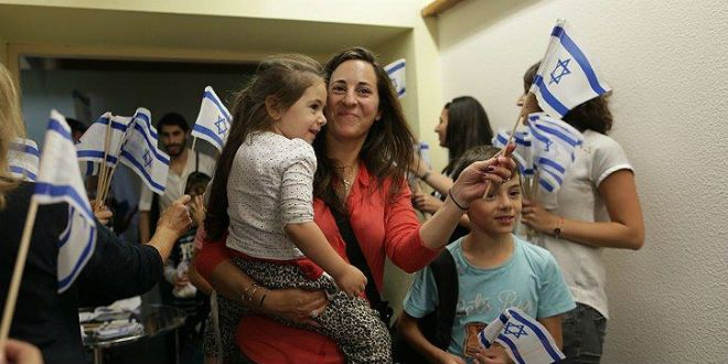 OPERATION FRENCH KISS: 200,000 FRENCH JEWS WILL MAKE ALIYAH - According to the survey's findings, as many as 43% of French Jews are planning to make Aliyah.