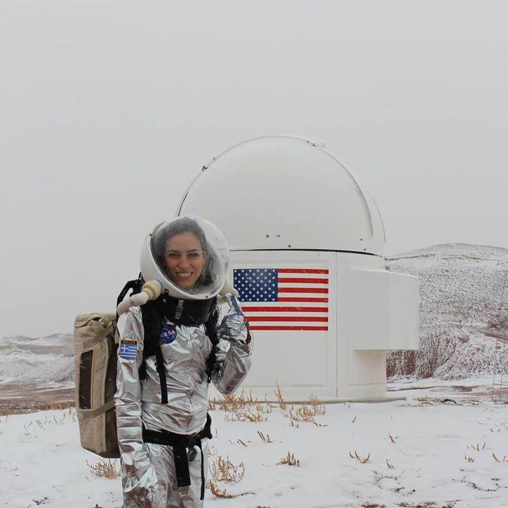 ΝΕΑ ΑΠΟ ΤΑ ΓΙΑΝΝΕΝΑ ΚΑΙ ΤΗΝ ΗΠΕΙΡΟ: Βραβείο «Επιστήμης 2016» στην Ελληνίδα Βιολόγο της NASA Ελένη Αντωνιάδου