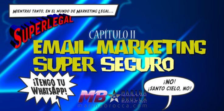 email marketing super seguro