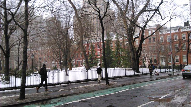 #LaMiaFoto Era qui che la mia eroina trascorse molti anni della sua vita Washington Square #HenryJames @CasaLettori