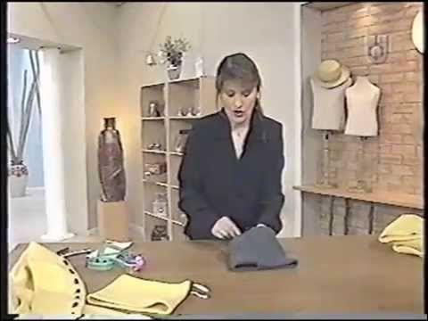 Puntos y Puntadas 93. Realizar un gorro, bufanda y cuello polar. Liliana Villordo. - YouTube