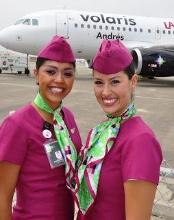 Volaris - Mexican Low cost airline .
