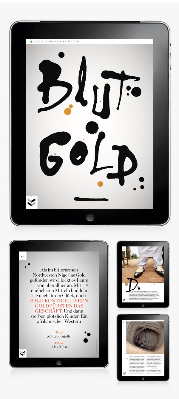 51 Beautiful and Interactive Examples of Digital Magazine Design