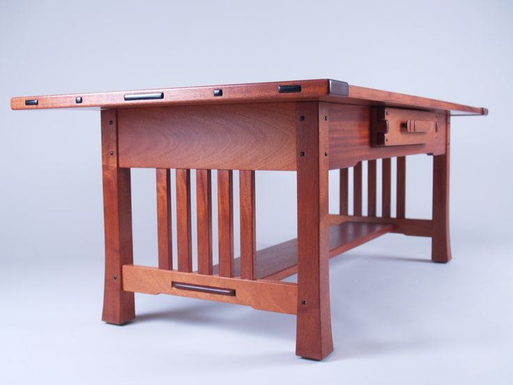 Fine Woodworking End Table Plans: 43 Best Greene And Greene Images On Pinterest