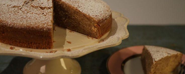 Very light cake!  Walnut Cake Recipe | The Chew - ABC.com
