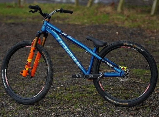 Dirt Bike Dirt Jumper Montain Bike Mt Bike