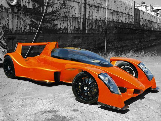 Radical 2006 Caparo T1