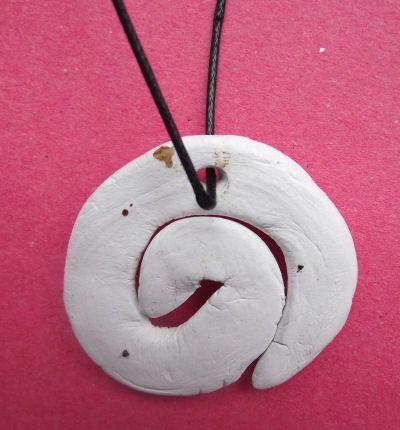 Bone Carving Necklaces Craft