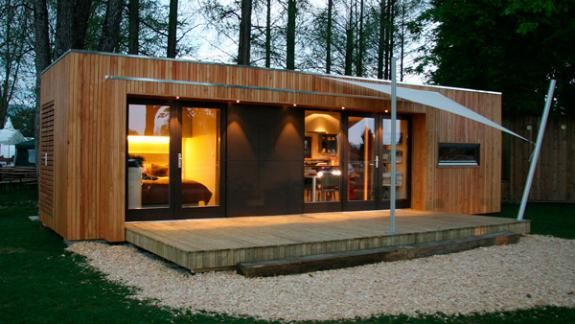 "Low Budget Haus ""my-happy-living-Öko -mobile Haus "" 
