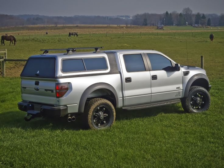 Overland Series Truck Cap  - Ford Raptor | Year Range: 2008 - Current