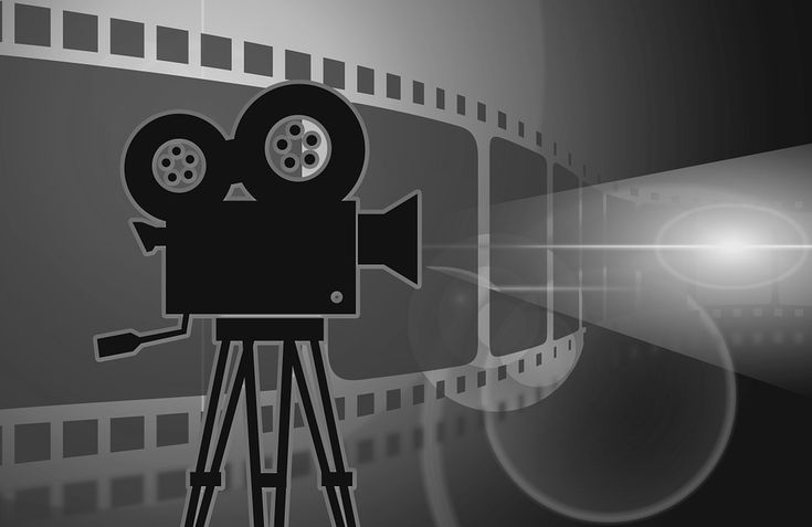 Movie Camera Secondary Image