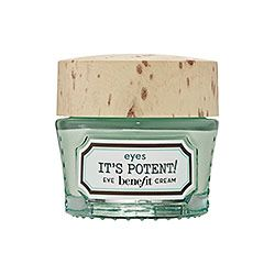 Benefit Cosmetics It's Potent! Eye Cream -   #sephora This stuff is amazing, totally worth it.