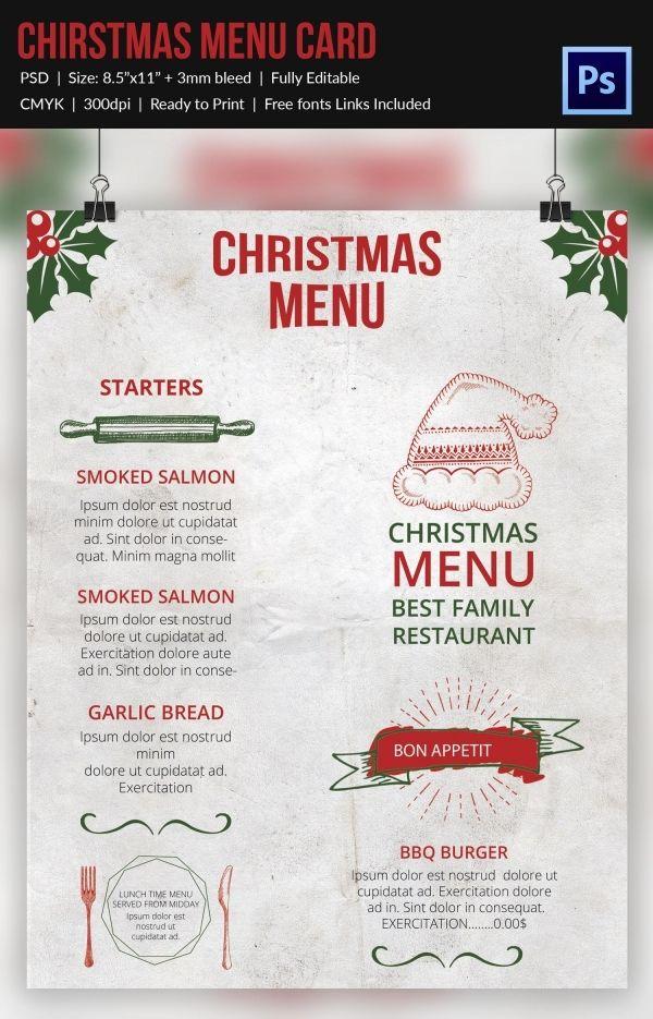 Free Christmas Card Templates Card Christmas Free Templates Menu Card Template Christmas Card Template Christmas Card Templates Free