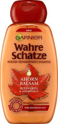 Das Shampoo Ahorn Balsam von Wahre Schätze revitalisiert und repariert intensiv stark geschädigtes Haar. Es sorgt für stärkeres und widerstandsfähigeres...