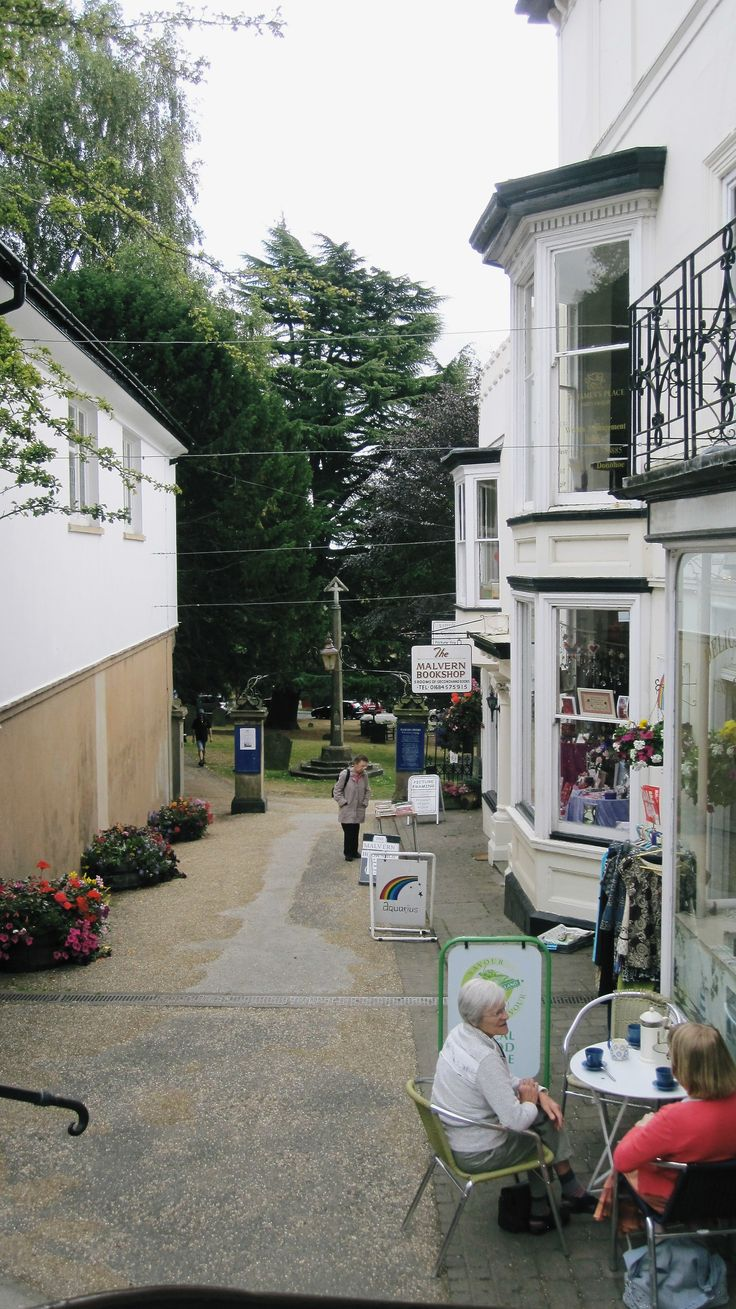 The Great Malvern Deli is great for coffee. Try their vegan soups too!  www.ourlizzy.com