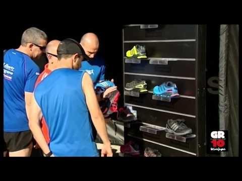 ¿Que #equipamiento necesitas para una #carrera de montaña? #zapatillas #adidas