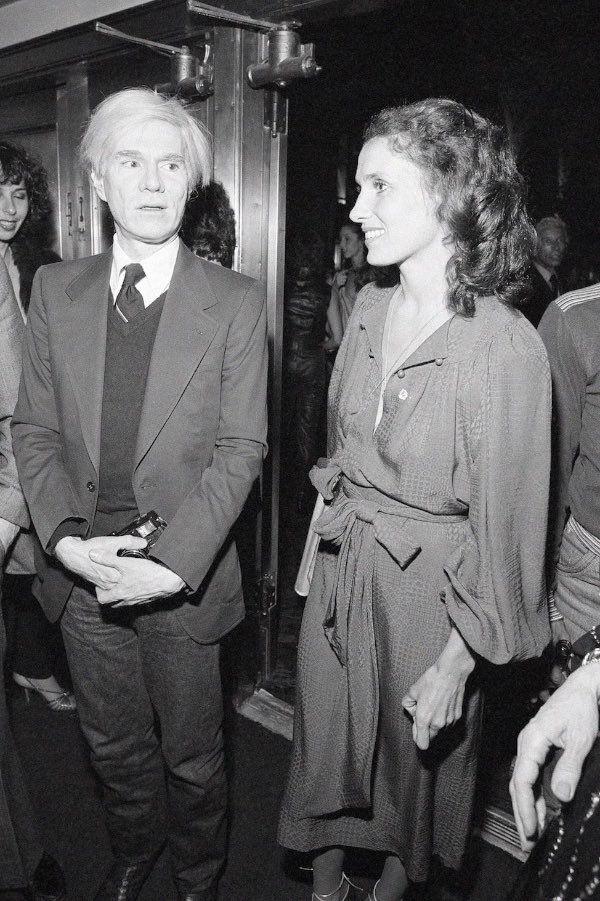 Студия 54: Звезда-Магнит 1970-х годов4 апреля 1978 Маргарет Трюдо прибыл с Энди Уорхолом. ИЗОБРАЖЕНИЯ: ФОТО АП/Г. ПОЛ БЕРНЕТТ