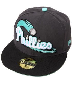 Philadelphia Phillies Cosmic Edition Custom 950 Fitted Hat by New Era