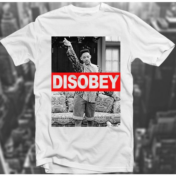 Disobey Dope Prince Swagg Hipster Will Smith Trill 90's Sk8r Top Tee T-shirt. TshirtsBoutique was created to provide people with high quality graphically print…