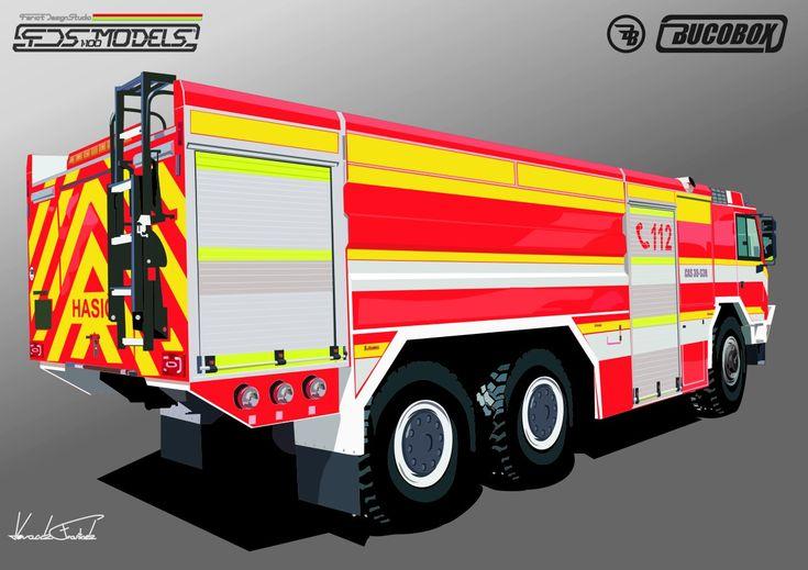Tatra 815 7 CAS 30 S3R