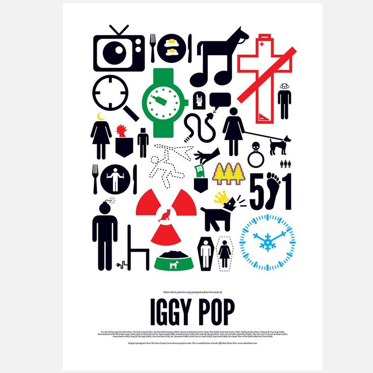 Iggy Pop!