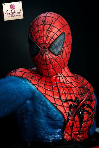 131 best images about Spider-Man and Venom Cake Ideas on ...