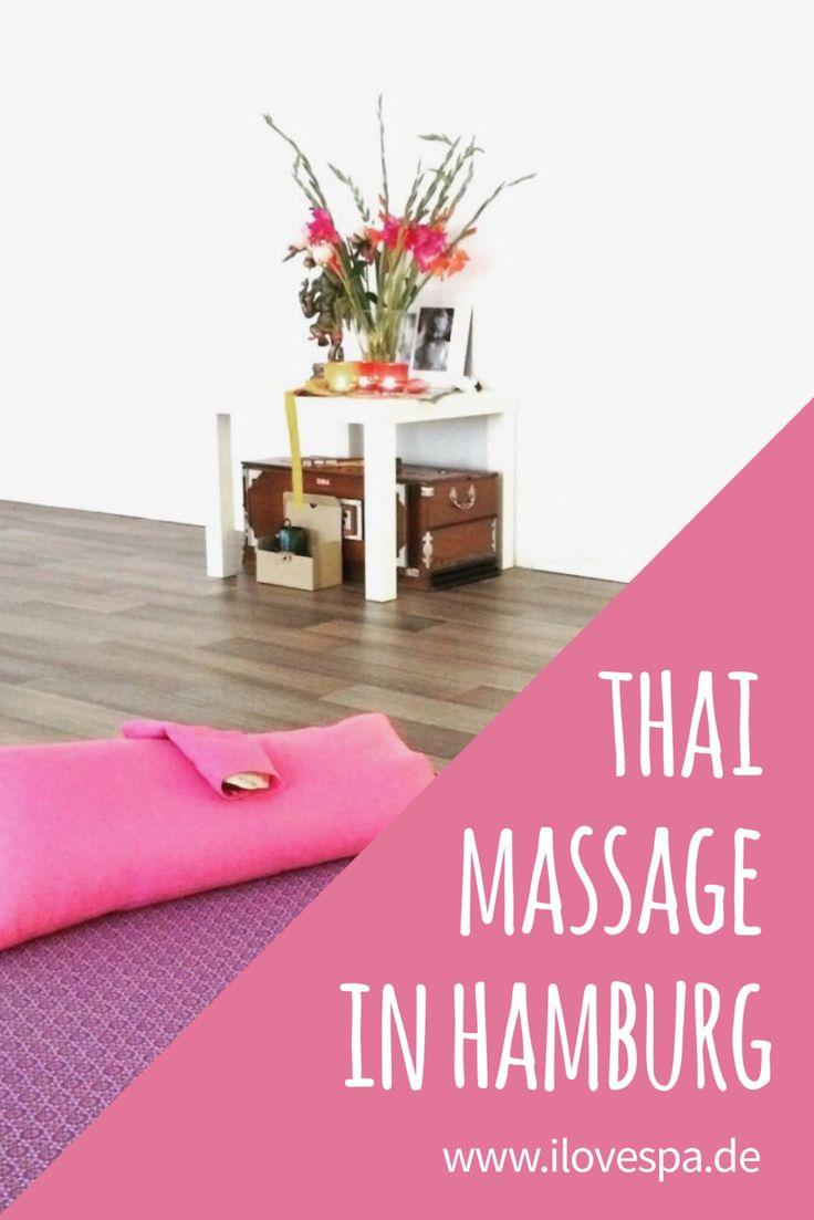 Thai Massage & Thai Yoga Massage in Hamburg bei Glow Praxis für Heilpraktik