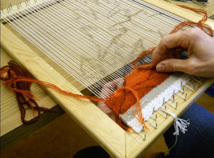 medieval tapestry weaving techniques
