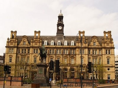 Old Post Office Building, City Square Leeds #Travel #australia
