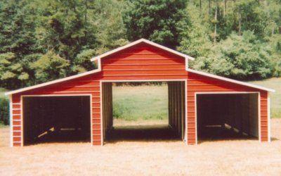 Barns Larry O, Inc. Eagle Carports, Gulfport, Mississippi