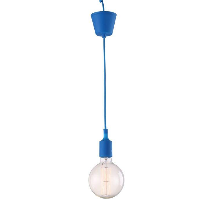 Lámpara OVIS -Vintage Light Blue-