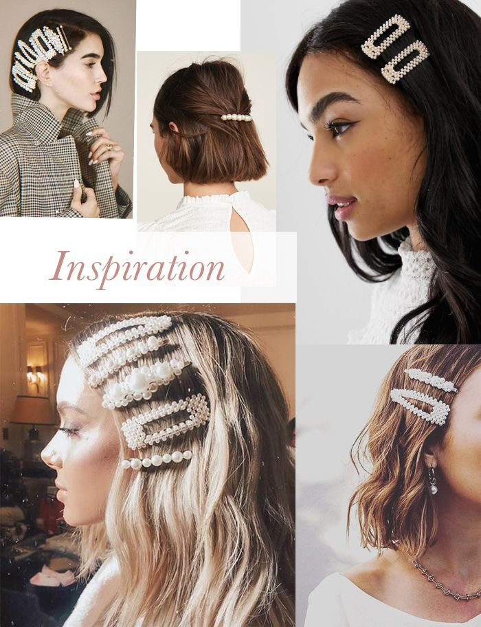 Fashion Week Street Style 2019 Trends Hair Accessories Photos Wwd Fashion Week Hair Clip Hairstyles Hair Clips