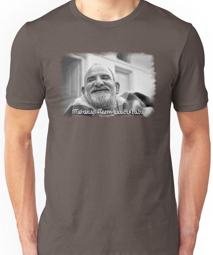 Maharaji Neem Karoli Baba Unisex T-Shirt