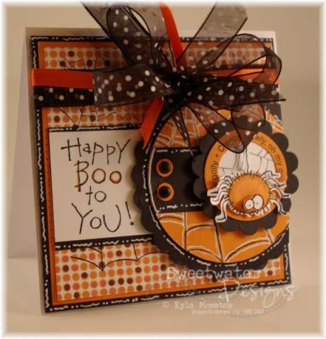 ::: { Happy BOO to You } ::: by Vitality - Cards and Paper Crafts at Splitcoaststampers