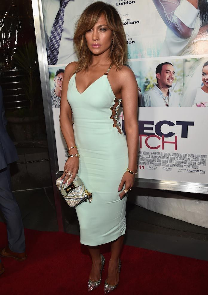 JENNIFER LOPEZ at What To Expect When Youre Expecting