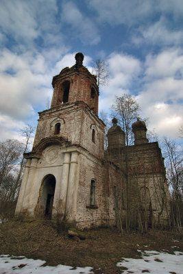 Заброшенные церкви : Отчеты, истории, куда пойти