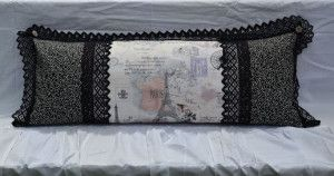 giant pillow - Paris
