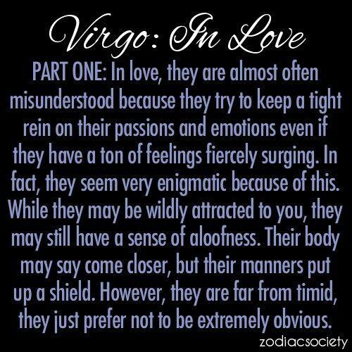 #Virgo #horoscope #zodiacsociety