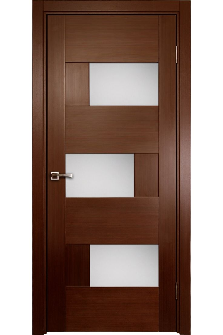 Door design ideas interior browsing creative brown modern - Contemporary glass doors interior ...