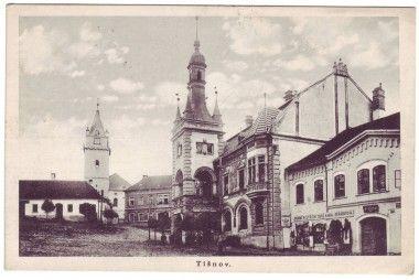 Stručná historie města