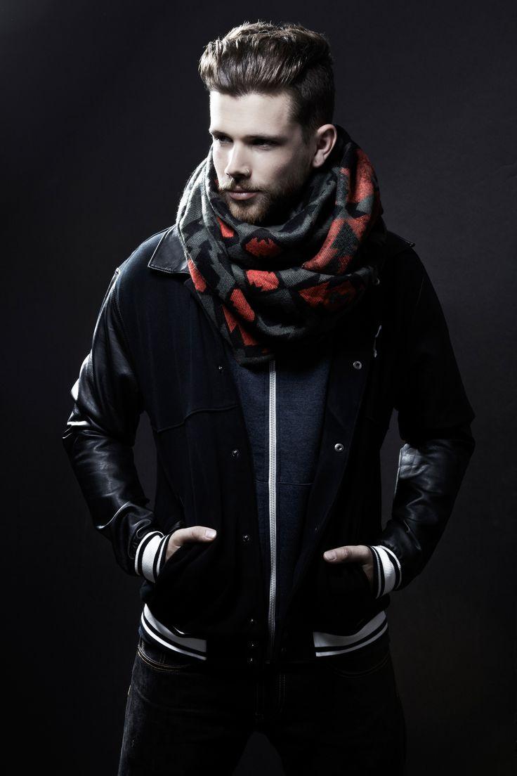 Photographer: Austin Huck Model: Joel Pastuszak  Stylist: Anilka Lopez HMU: Dianna Quagenti