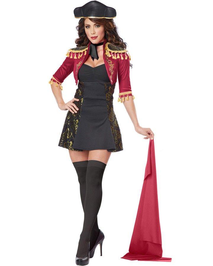 Matador Womens Costume