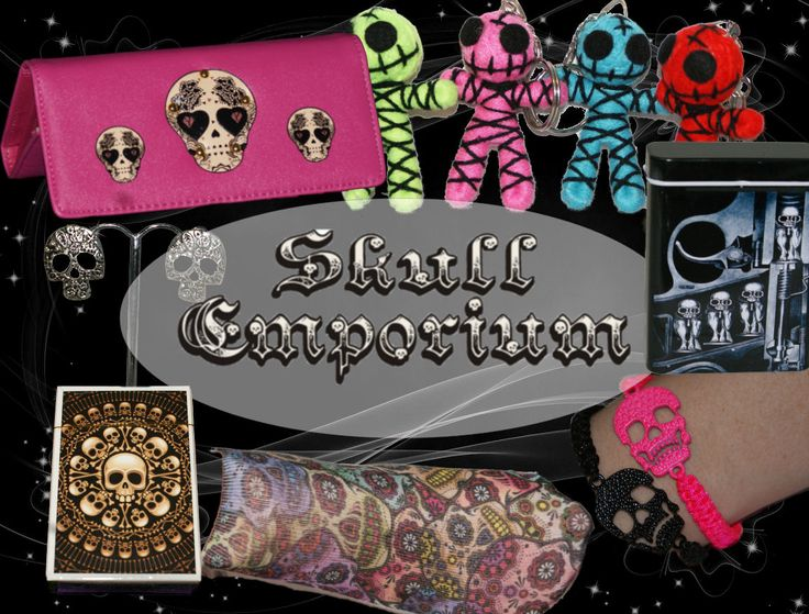 Our range caters for the little dark hearts of every Skullie! Stop by our shop in Beenleigh, or visit our website www.skullemporium.com.au to find your perfect treasure (scheduled via http://www.tailwindapp.com?utm_source=pinterest&utm_medium=twpin&utm_content=post32666842&utm_campaign=scheduler_attribution)