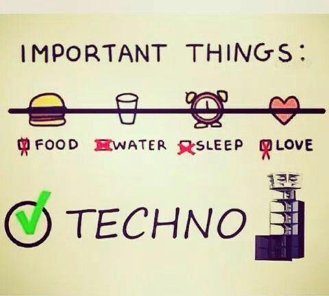 #onlytechno